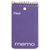 school notebooks and business notebooks: Mead® Memo Book