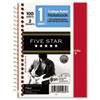 Five Star Five Star® Wirebound Notebook MEA 45484