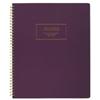 Ring Panel Link Filters Economy: Cambridge® Jewel Tone Notebook
