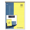 school notebooks and business notebooks: Mead® Cambridge® Premium Wirebound Legal Pad
