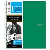 Five Star Wirebound Notebook MEA 72055