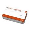 Medline Stretch Vinyl Exam Gloves - CA Only, Clear, Medium MED 39116