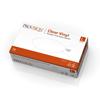 Medline Stretch Vinyl Exam Gloves - CA Only, Clear, Large MED 39120