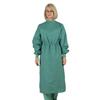 Medline Tunnel Belt Surgeons Gown, Jade Green, Large MED 606MJSL