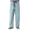 Medline Unisex 100% Cotton Reversible Drawstring Scrub Pants, Green, Medium MED 649MZSM