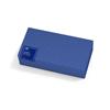 Medline Designer Boxed Vinyl Exam Gloves - CA Only, Clear, Large MED 6HOME403