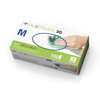 Medline Aloetouch 3G Synthetic Exam Gloves - Prop 65 Labeled, Green, Medium, 100 EA/BX MED 6MDS195175H