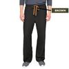 Medline PerforMAX Unisex Reversible Scrub Pants with Front Drawstring, Black, Medium MED 800DKWM-CA