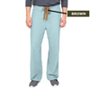Medline PerforMAX Unisex Reversible Scrub Pants with Front Drawstring, Green, Medium MED 800NTZM-CA