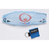 Ambu Mask, CPR Barrier, with Key Chain, Blue MED AMB248201103