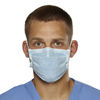 Medline Biomask Antiviral Face Masks, Blue, 50 EA/BX MEDBIOM2001AZ