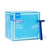 Medline Disposable Twin Blade Facial Razor, Blue, 500 EA/CS MED BRN1312