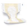 Medline Comfort-Aire Adult Briefs, 59-66, 60 EA/CS MED COMFORTAIREX