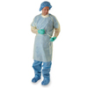 workwear large: Medline - Polypropylene Isolation Gowns