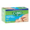 Medline CURAD Medium Two-Ply Sterile Alcohol Prep Pads, Medium, 30 BX/CS MED CUR09073736R
