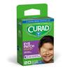 Medline CURAD Adhesive Eye Patch, 2.25 x 3.12, Beige, 24 BX/CS MED CUR136103RB
