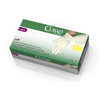 Curad Powder-Free Textured Latex Exam Gloves, Beige, X-Small MED CUR8103H