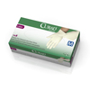 Curad Powder-Free Textured Latex Exam Gloves MED CUR8105H