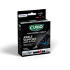 Curad CURAD Performance Series IRONMAN Elastic Ankle Supports, Black, Large/X-Large, 4 EA/CS MED CURIM26100LX