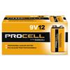 Duracell Procell® Alkaline 9V Batteries MED DRCPC1604