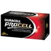 Medline Duracell Procell 9V Alkaline Batteries, 12 EA/BX MED DRCPC1604Z