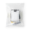 Medline Basic MRSA Protection Kit with Handheld Blood Pressure Unit, Disposable Stethoscope, and Digital Oral Thermometer in Resealable Bag, 1/EA MED DYK100MRSAH
