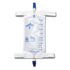 Medline Leg Bags with Twist Valve, 1/EA MED DYND12574H
