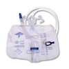 Medline Urinary Drain Bags, 1/EA MED DYND15205H