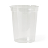 Medline Non-Sterile PS Urinalysis Containers 6 oz. w/Paper Lid MED DYND30102