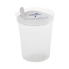 Medline Non-Sterile PP Urinalysis Containers 6 oz. w/Paper Lid MED DYND30103