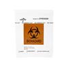 Medline Zip-Style Biohazard Specimen Bags MED DYND30260H