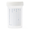 Medline Container, Specimen, Pneumatic Tube, 3-Oz, Sterile MED DYND30367