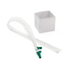 Medline Open-Suction Sleeved Catheters, Green, 14.0 MED DYND40702FH