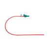 Medline Open Suction Catheters, Red, 14.0 MED DYND40992