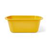 Medline Washbasin, Rectangular, Gold, 8 Qt MED DYND80301