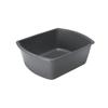 Medline Rectangular Plastic Washbasins-8 Qt MED DYND80342