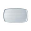 Medline Ridged Bedside Service Tray MEDDYND80445H