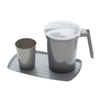 Medline Water Tumbler & Pitcher Set MED DYND87605