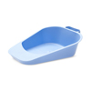 Bedpans: Medline - Bedpan, Fracture, Autoclavable, Blue
