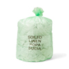 Medline Soiled Linen Liners, Green MED EVSBAGGRN