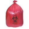 Medline Trash Liners, Red MED EVSBL304313RP