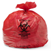 Medline Trash Liners, Red MED EVSBL40462RP