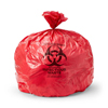 Medline Biohazard Liners, Red MED EVSBL40462RPF