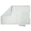 Underpads 23x36: Medline - Extrasorbs Extra Strong Disposable DryPads