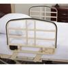 Medline Extra-Tall Side Rails for Alterra FCE1232B, FCE1100B, FCE1000B Beds, Soft Touch MEDFCE1232RSRXT