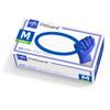 Medline FitGuard Nitrile Exam Gloves, Dark Blue, Medium, 250 EA/BX MED FG2502H