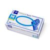 Medline FitGuard Touch Powder-Free Nitrile Exam Gloves, Dark Blue, Medium, 3000 EA/CS MED FG3002