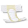 Medline FitRight Basic Incontinence Briefs, 57-66, 100 EA/CS MED FITBASICXLG