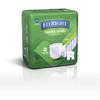 Medline FitRight Extra Briefs, Regular, 80EA/CS MED FITEXTRARG