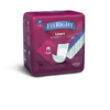 Medline FitRight Incontinence Liners, Heavy, 13 x 30, 80 EA/CS MED FITLINER300